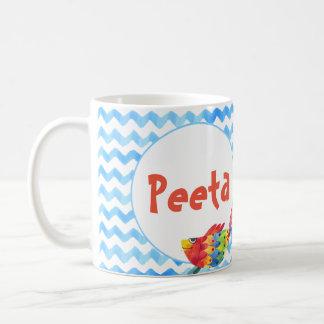 Personalisiertes Namenskaffee-Tassen-Meer für Kind Tasse