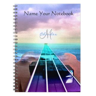 Personalisiertes Notizbuch