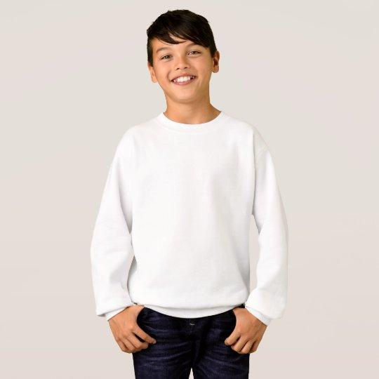 Kinder Hanes ComfortBlend® Sweatshirt