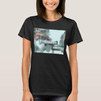 Personenverwechslung T-Shirt