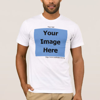 Personifizieren Sie, das Foto Ihrer Rettung, T-Shirt