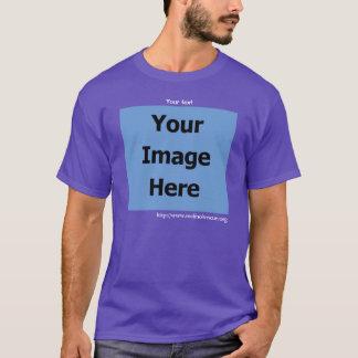 Personifizieren Sie das Foto w/Your Rettung, T-Shirt