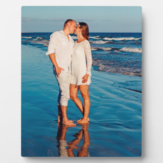 Personifizieren Sie diese Foto-Plakette mit Ihrem Fotoplatte
