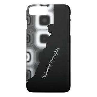 Personifizieren Sie Ihre Mitternachtsgedanken iPhone 7 Plus Hülle