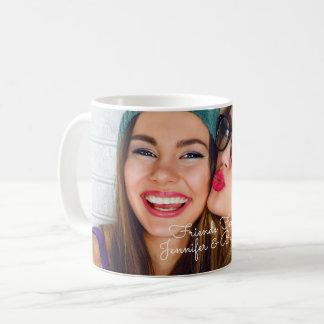 Personifizieren Sie mit Ihrem Foto u. Namen Kaffeetasse