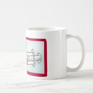 Personifizieren Sie mit Namen - die Superkrankensc Tassen
