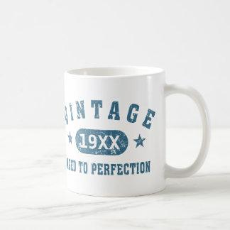 Personifizieren Sie Vintages gealtert zur Kaffee Tassen