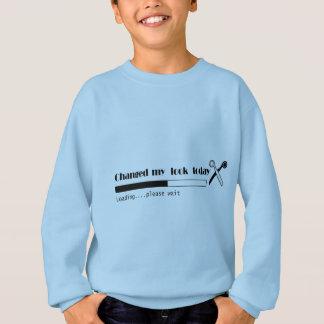 Persönliche Kleidung Sweatshirt