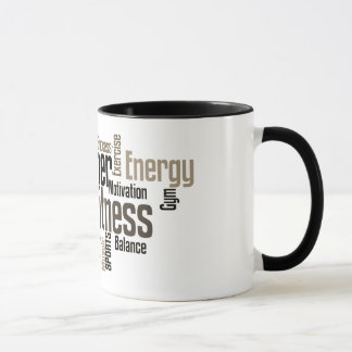 Persönliche Trainer oder Fitness Mittel-TASSE Tasse