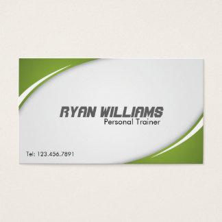 Persönlicher Trainer - Visitenkarten
