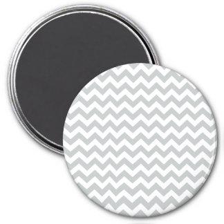 Personnaliser de clic il gris de changement à magnet rond 7,50 cm