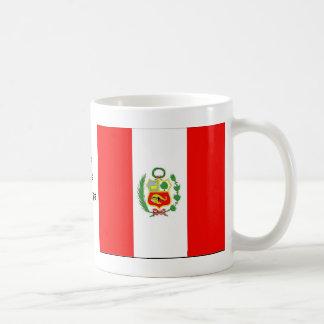 Peru Kaffeetasse