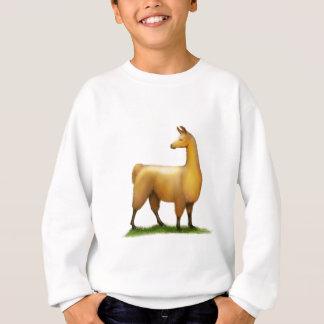 Peruanisches Lama Sweatshirt