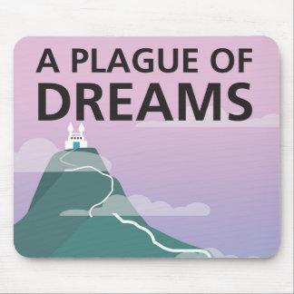 Pest von Träume mousepad