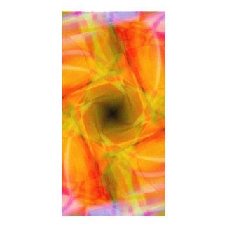 Pétale de fleur photocartes