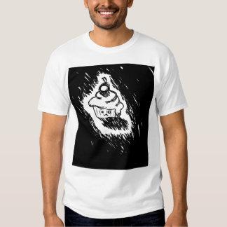 Petit gâteau d'Emo T-shirt
