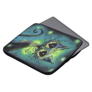Petite douille magique d'ordinateur portable d'ami housses ordinateur