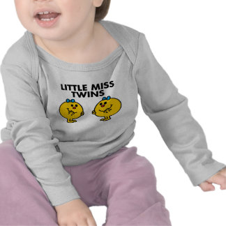 Petite Mlle Twins Classic T-shirts