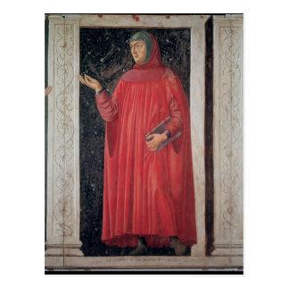 Petrarch   von der Landhaus Carducci Reihe Postkarte