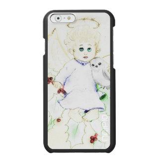 Peu d'ange - doux et rêveur coque-portefeuille iPhone 6 incipio watson™