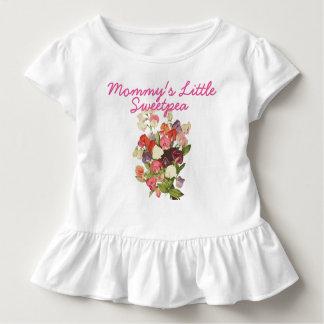 Peu de Sweetpea de la maman T-shirt Pour Les Tous Petits