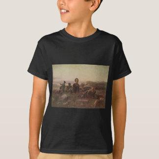 Pfadfinder in Sewastopol durch Vasily Perov T-Shirt