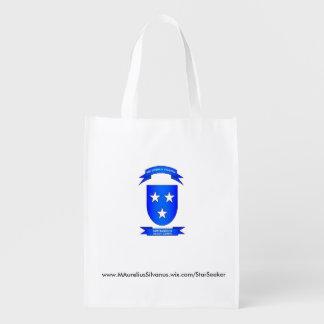 Pfadfinder-Korps-Kadett Tragen-Alle Tasche Wiederverwendbare Einkaufstasche