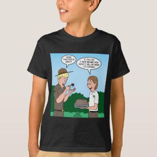 Pfadfinder-Nahrung T-Shirt