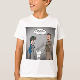 Pfadfinder-Schweißen T-Shirt