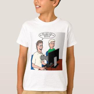 Pfadfinder-Videospiele T-Shirt