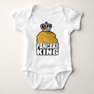 Pfannkuchen-König Baby Strampler
