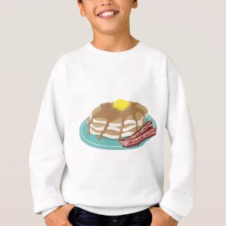 Pfannkuchen-Speck Sweatshirt
