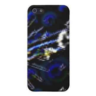 Pfau-Anmerkungs-Produkte Schutzhülle Fürs iPhone 5