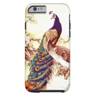 Pfau königlich tough iPhone 6 hülle