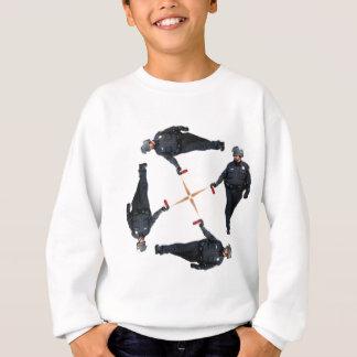 Pfeffer-Spray-Polizist Sweatshirt