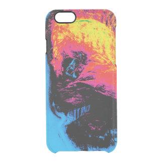 Pfeffer und Plastik zum Schweigen gebracht Durchsichtige iPhone 6/6S Hülle