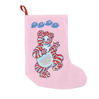Pfefferminz-Eisbär Kleiner Weihnachtsstrumpf