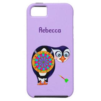 Pfeil-Pinguin durch Happy Juul Company Hülle Fürs iPhone 5