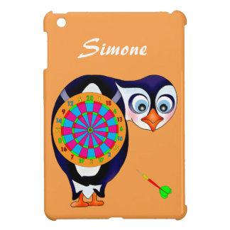 Pfeil-Pinguin durch Happy Juul Company iPad Mini Hülle