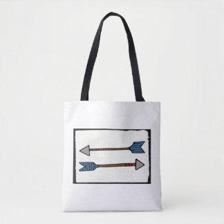 Pfeil-Taschen-Tasche Tasche