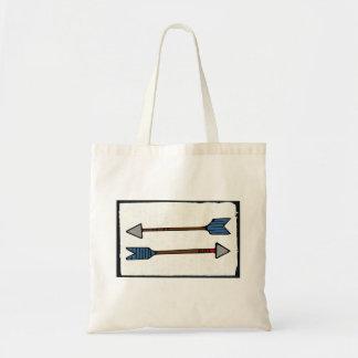 Pfeil-Taschen-Tasche Tragetasche