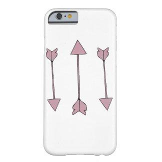 Pfeil-Telefon-Kasten Barely There iPhone 6 Hülle