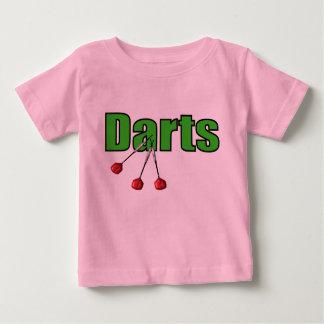 Pfeile mit 3 Pfeilen Baby T-shirt