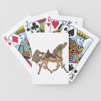 Pferd 2 bicycle spielkarten