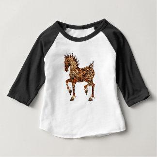 Pferd 9 baby t-shirt