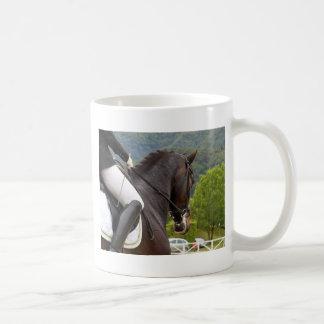 Pferd am Errichten Kaffeetasse