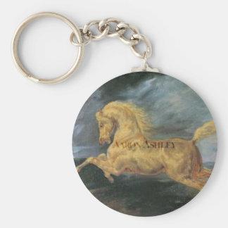 Pferd erschrocken durch Blitz durch Theodore Schlüsselanhänger