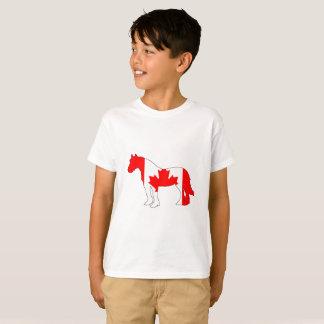 Pferd Kanada T-Shirt