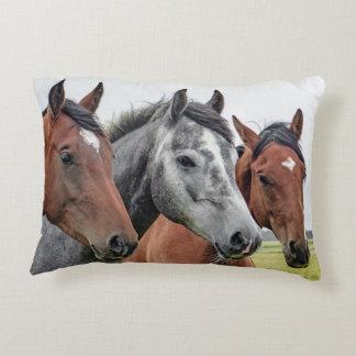 Pferd Zierkissen