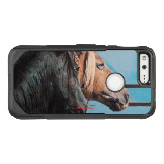 Pferde/Cabalos/Horses OtterBox Commuter Google Pixel Hülle